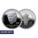 2017 Trump Dollar First Day of Issue
