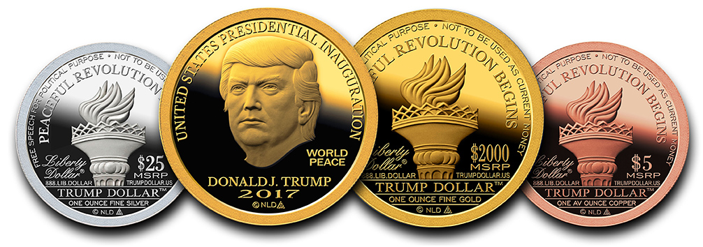 The 2017 Trump Dollar Inaugural Edition